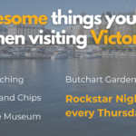 The Top 5 Things to do this Summer in Victoria, BC