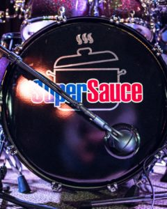 Supersauce live band hosting Live Band Music Bingo in Victoria BC